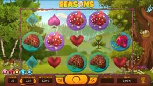 seasons_ilmaiskierrokset