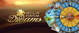 Mega Fortune Dream feature