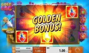 golden lab quickspin