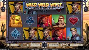 netent wild wild west
