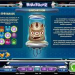 reactoonz-kolikkopeli
